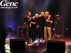 Gene'last gig 16/12/2004 London Astoria