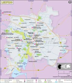 the city map of leipzig shows the rail road networkrivers and tourist destinations in the city leipzig is one of the largest cities in the state of