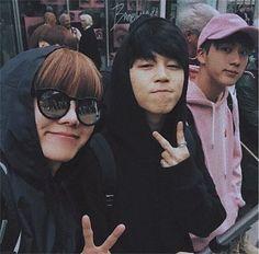 BTS | Hoseok, Jimin & Jin