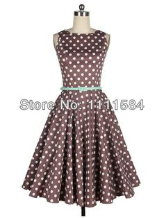 free shipping NEW VINTAGE ROCKABILLY 50'S RETRO CHERRYS PARTY EVENING SWING PARTY PINUP DRESS $31,44