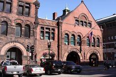 Boylston Street Fire House, Boston