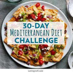 30-Day Mediterranean Diet Challenge - EatingWell