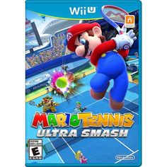 Hello Everyone, Mario Tennis Aces is coming this year to the Nintendo Switch so I thought I'd put up Mario Tennis Ultra Smash and then when the new game comes out I will post that one! Mario Tennis Ultra Smash came out November Mario Tennis Ultra Smash Nintendo Ds, Nintendo Switch, Nintendo Wii U Games, Wii Games, News Games, Video Games, Playstation, Xbox 360, Ps4