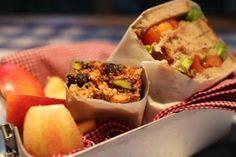 #granola #muesliriegel #pistachio #lunchbox Berlin Brotbox