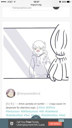 This is sinsworld pics so its a lot of pics. Mostly just Tomtord … Romance Tord Larsson, Eddsworld Tord, Eddsworld Comics, Fnaf, Romance, Wattpad, Fandoms, Fan Art, Humor