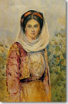 Greek Independence, Greek Traditional Dress, Greece Painting, Greek Beauty, Corfu Greece, Greek History, Greek Culture, Peter Paul Rubens, Greek Art