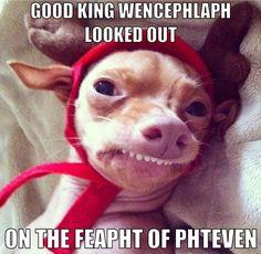 Tuna Meme! #TunaMeltsMyHeart #Christmas #Phteven