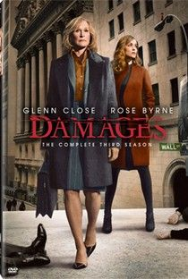 Damages (3ª Temporada) - Poster / Capa / Cartaz - Oficial 1