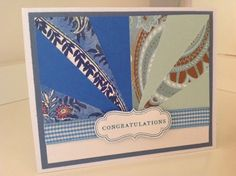 Paula Crafting: Card Ideas