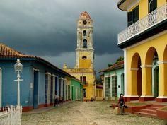 Iglesia San Francisco, Trinidad, Sancti Spíritus Province, Cuba