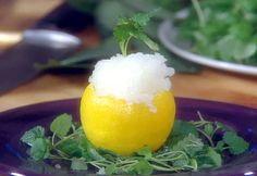 Lemon Granita from FoodNetwork.com