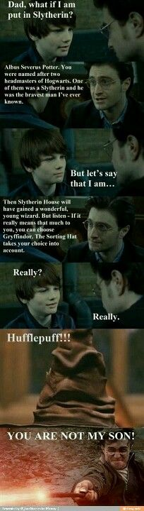Why Albus? WHY???