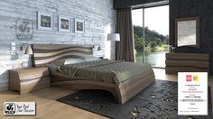 Bedroom Bed Design, Bedroom Sets, Modern Bedroom, Bedrooms, Bed Furniture, Furniture Design, Home Decor, Beds, Join