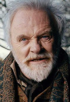 Anthony Hopkins in The Wolfman Emily Blunt, Hero Movie, I Movie, The Wolfman 2010, Sir Anthony Hopkins, Bruce Willis, Black And White Man, Hollywood Walk Of Fame, Bob Dylan