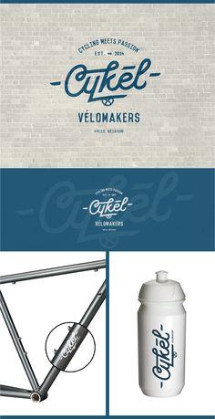 Create a retro, catchy branding style for a bike shop. | 99designs