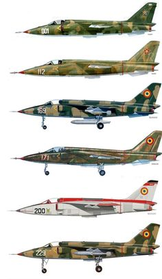 Military Aircraft, Fighter Jets, Planes, Airplanes, Plane