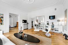 Квартира в Копенгагене: nicety