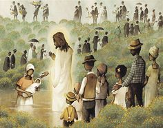 African American Paintings | ... Afro-Kin Store - Black Religious Art, Religious African American Art