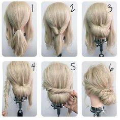 Imagen de blonde, tutorials, and craft