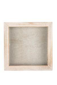 White Shadow Box Frame 16x20