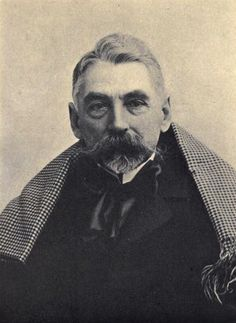 Stéphane Mallarmé, 1842-1898. Major French symbolist poet, whose work inspired several revolutionary artistic schools of the 20th century: Cubism, Futurism, Dadaism and Surrealism. His Paris circles overlapped those of Claude Debussy, and included Emma Calvé, Paul Valéry, Maurice Maeterlinck, W. B. Yeats, Oscar Wilde, Stefan George, André Gide, Marcel Proust and Paul Verlaine.