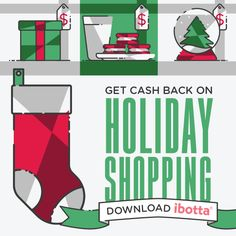 iBotta - Get TONS of Cash Back For Holiday Shopping! - http://supersavingsman.com/ibotta-get-tons-cash-back-holiday-shopping/