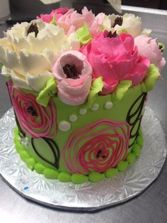 141 Best White Flower Bakery Shoppe Oh Images Birthday Cakes