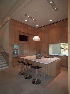 FOUNDSPACENZ — Cascading Creek House - Bercy Chen Studio