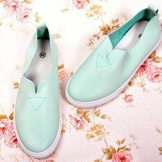 zelene-damske-tenisky-na-leto Vans Classic Slip On, Designer Shoes, Sport, Sneakers, Green, Spring, Fashion, Tennis, Moda