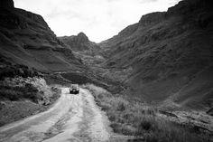 Two TracksTrip through Lesotho - from Maliba Lodge to Sani Pass via Katse Dam Country Roads, Mountains, Travel, Viajes, Trips, Traveling, Tourism, Bergen, Vacations