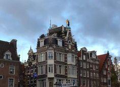 De #Engel van de #Haarlemmerbuurt