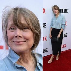 May 2017: Sissy Spacek  Bloodline Netflix original