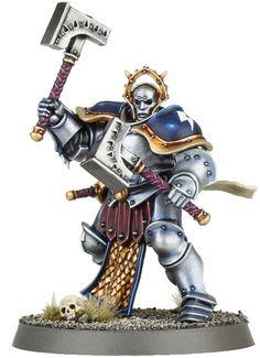 Liberators Prime - Hallowed Knight - Warhammer Age of Sigmar