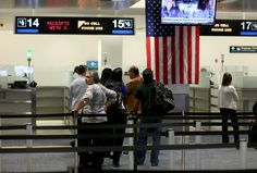 Visitors entering the country under the Visa Waiver Program would be exempt from the request, which the government said would help in terrorism screening.