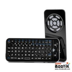 #Wireless #Air Mouse + Remote Control - 2.4GHz, 8 Meter Range, QWERTY #Keyboard #gadgets #electronic #shopping #chinabootik
