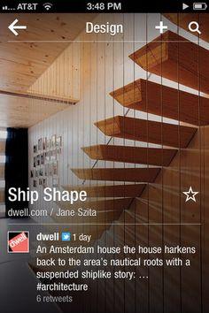 Ui Design - Flipboard App
