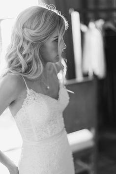 Featured Photographer: Craig & Eva Sanders Photography; wedding hairstyle idea