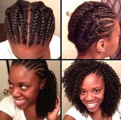 Cornrows For Crochet Braids Ideas crotchet braids tutorial side cornrows left exposed Cornrows For Crochet Braids. Here is Cornrows For Crochet Braids Ideas for you. Cornrows For Crochet Braids i tried diy crochet braids and this is wha. Crochet Braids Hairstyles, African Hairstyles, Braided Hairstyles, Chrochet Braids, Amazing Hairstyles, Kid Hairstyles, Wedding Hairstyles, Pelo Natural, Natural Hair Tips