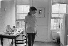 Patti Smith, New York City, early 1970s; photograph by Judy Linn nybooks.com