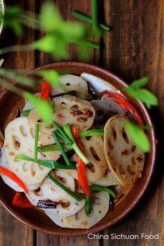 Szechuan Lotus Root