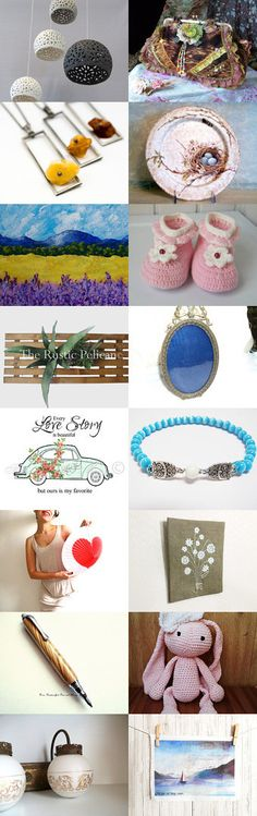 so much beauty ! by angela Kosmatou on Etsy--Pinned+with+TreasuryPin.com