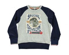 Stoere sweater/trui voor grote jongens #KikiBo #Sarabanda www.kikibo.nl