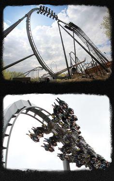 The Swarm - Thorpe Park, UK's WingRider Rollercoaster British Holidays, Thorpe Park, British Travel, Family Holiday Destinations, Ferris Wheels, Park Resorts, Roller Coasters, Carnivals, Amusement Park