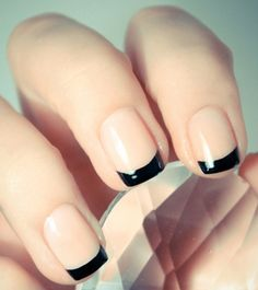 Spice up your French tips with these simple-to-recreate designs.