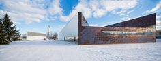Stadtbibliothek in Seinäjoki | DETAIL Inspiration