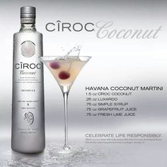 it's feeling like a coconut cocktail afternoon. it's feeling like a coconut cocktail afternoon. Vodka Drinks, Drinks Alcohol Recipes, Punch Recipes, Party Drinks, Cocktail Drinks, Fun Drinks, Alcoholic Drinks, Cocktail Recipes, Brunch Drinks