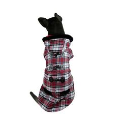 PETSOO Huisdier Kleding Voor Hond Herfst Lente Grote Honden Jas jas Huisdier Warm Outdoor Veiligheid Levert Hond Kostuum Huisdieren Kleding PTS-D04  3xl