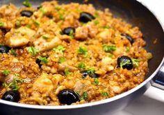 Quick Meals and Desserts Super Healthy Recipes, Healthy Foods To Eat, Healthy Eating, Meat Recipes, Vegetarian Recipes, Cooking Recipes, College Cooking, Hungarian Recipes, Quick Meals