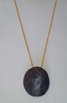 (121)2++ Gold Necklace, Pendant Necklace, Invite Your Friends, Sun, Jewelry, Olives, Neck Chain, Blue, Schmuck