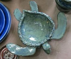 clay turtle bowl - Bing images
